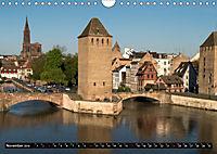Frankreich - Strasbourg (Wandkalender 2019 DIN A4 quer) - Produktdetailbild 11