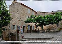 Frankreichs schönste Dörfer - Castelnou (Wandkalender 2019 DIN A2 quer) - Produktdetailbild 2