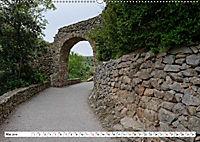 Frankreichs schönste Dörfer - Castelnou (Wandkalender 2019 DIN A2 quer) - Produktdetailbild 5