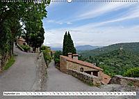 Frankreichs schönste Dörfer - Castelnou (Wandkalender 2019 DIN A2 quer) - Produktdetailbild 9