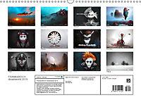 FRANKsREICH dreamworld 2019 (Wandkalender 2019 DIN A3 quer) - Produktdetailbild 13