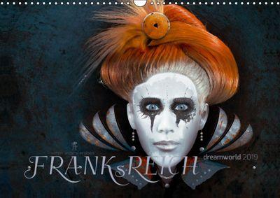 FRANKsREICH dreamworld 2019 (Wandkalender 2019 DIN A3 quer), Frank Melech