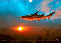 FRANKsREICH dreamworld 2019 (Wandkalender 2019 DIN A4 quer) - Produktdetailbild 1