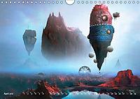FRANKsREICH dreamworld 2019 (Wandkalender 2019 DIN A4 quer) - Produktdetailbild 4