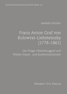 Franz Anton Graf von Kolowrat-Liebsteinsky (1778-1861), Isabella Schüler