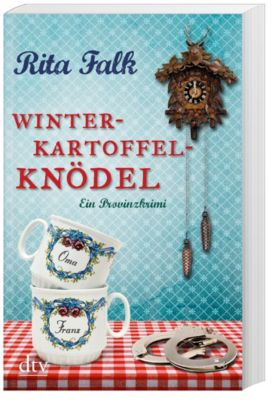 Franz Eberhofer Band 1: Winterkartoffelknödel, Rita Falk