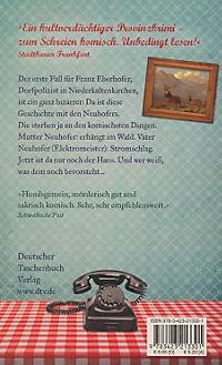 Franz Eberhofer Band 1: Winterkartoffelknödel - Produktdetailbild 1