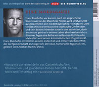 Franz Eberhofer Band 1: Winterkartoffelknödel (4 Audio-CDs) - Produktdetailbild 1