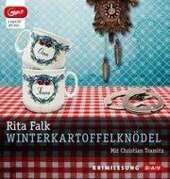 Franz Eberhofer Band 1: Winterkartoffelknödel (MP3-CD), Rita Falk