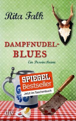 Franz Eberhofer Band 2: Dampfnudelblues, Rita Falk