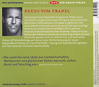 Franz Eberhofer Band 2: Dampfnudelblues (4 Audio-CDs) - Produktdetailbild 1