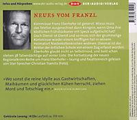 Franz Eberhofer Band 2: Dampfnudelblues (4 Audio-CDs) - Produktdetailbild 1