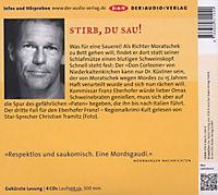Franz Eberhofer Band 3: Schweinskopf al dente (4 Audio-CDs) - Produktdetailbild 1