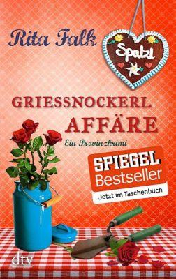 Franz Eberhofer Band 4: Grießnockerlaffäre, Rita Falk