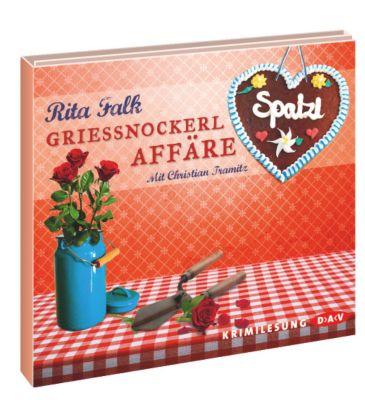 Franz Eberhofer Band 4: Grießnockerlaffäre (5 Audio-CDs), Rita Falk