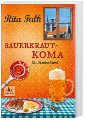 Franz Eberhofer Band 5: Sauerkrautkoma - Rita Falk |