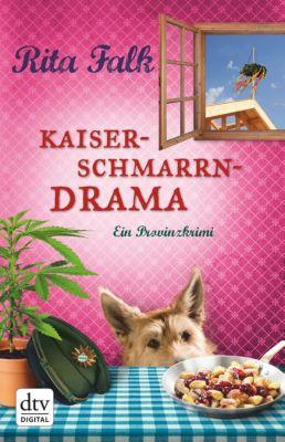 Franz Eberhofer: Kaiserschmarrndrama, Rita Falk