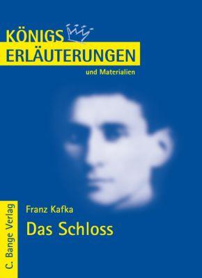 Franz Kafka 'Das Schloss', Franz Kafka