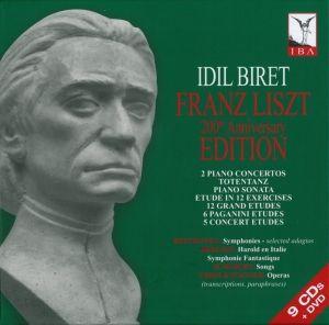 Franz Liszt 200th Anniversary Edition, Franz Liszt