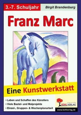 Franz Marc, Birgit Brandenburg