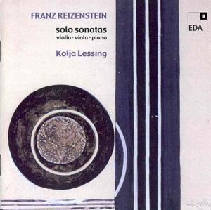 Franz Reizenstein-Solo Sonatas, Kolja Lessing