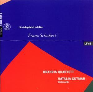 Franz Schubert-Streichquintett In C-Dur, Natalia Gutman, Brandis Quartett