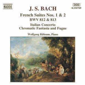 Franz.Suiten/Italien.Konzert/+, Wolfgang Rübsam