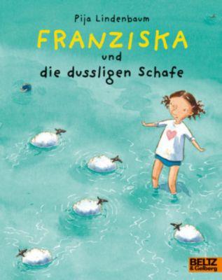 Franziska und die dussligen Schafe, Pija Lindenbaum