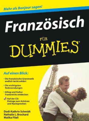 Französisch für Dummies, m. Audio-CD, Dodi-Katrin Schmidt, Nathalie L. Brochard, Malika Filali