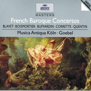 Französische Barockkonzerte, Reinhard Goebel, Mak
