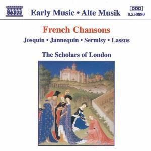 Französische Chansons, The Scholars Of London