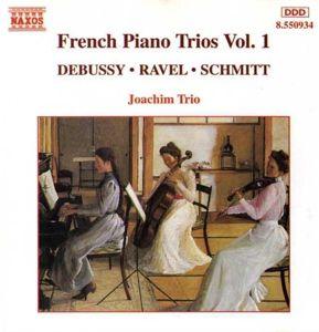 Französische Klaviertrios Vol. 1, Joachim Trio
