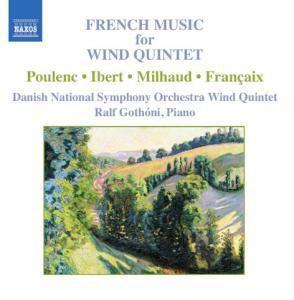 Französische Musik für Bläserquinte, Bläserquintett Des Dnso