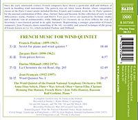 Französische Musik für Bläserquinte - Produktdetailbild 1