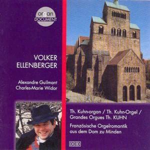 Französische Orgelromantik, Volker Ellenberger
