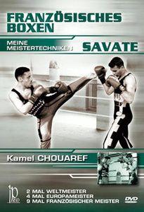 Französisches Boxen, Kamel Chouaref