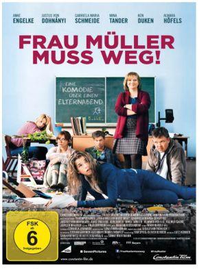 Frau Müller muss weg!, Lutz Hübner