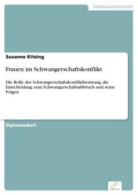 Frauen im Schwangerschaftskonflikt, Susanne Kitzing