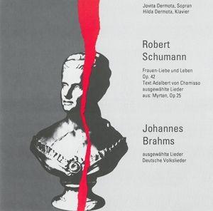 Frauen-Liebe+Leben/Dt.Volksl/+, Jovita Dermota, Hilda Dermota