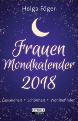 Frauen-Mondkalender 2018, Helga Föger