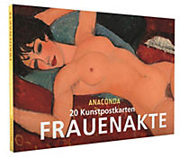 Frauenakte Postkartenbuch - Produktdetailbild 1