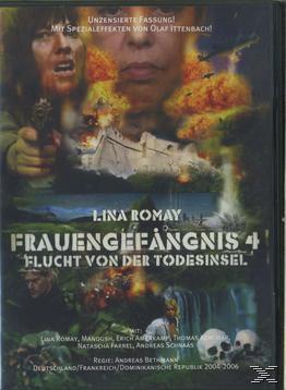 Frauengefängnis 4, Dvd-action