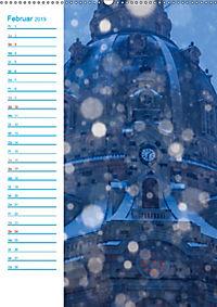 Frauenkirche Dresden (Wandkalender 2019 DIN A2 hoch) - Produktdetailbild 2