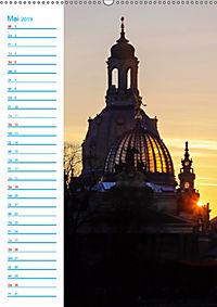 Frauenkirche Dresden (Wandkalender 2019 DIN A2 hoch) - Produktdetailbild 5