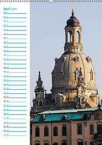 Frauenkirche Dresden (Wandkalender 2019 DIN A2 hoch) - Produktdetailbild 4