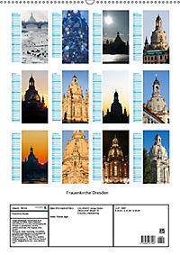 Frauenkirche Dresden (Wandkalender 2019 DIN A2 hoch) - Produktdetailbild 13