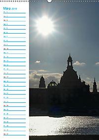 Frauenkirche Dresden (Wandkalender 2019 DIN A2 hoch) - Produktdetailbild 3