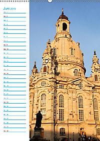 Frauenkirche Dresden (Wandkalender 2019 DIN A2 hoch) - Produktdetailbild 6