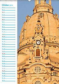 Frauenkirche Dresden (Wandkalender 2019 DIN A2 hoch) - Produktdetailbild 10
