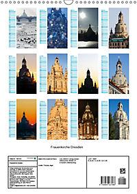 Frauenkirche Dresden (Wandkalender 2019 DIN A3 hoch) - Produktdetailbild 13